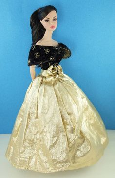 Barbie Portrait Perfect Gown/  poppy parker