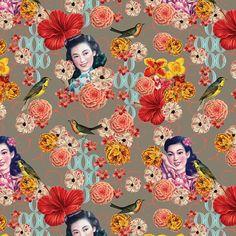 Vintage Chinese Ladies - Bebel Franco