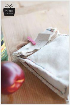Kids Fabric Lunch Bag