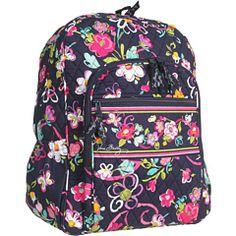 12 Best Vera Bradley backpack images   Backpacks, Vera bradley ... 129801ad81