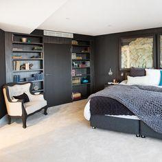 Suzi and Vonni Room 3   Master Bed & WIR #theblock #theblockshop #bedroomstyle