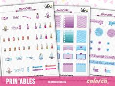 Plan your Mani Pedi days with this cute kit from @letspaperup in the PLANNER ADDICT MARKET! http://ift.tt/29sdSf9 . Are you a printable shop? Sign up to be a seller! Printalbe user? This is your one stop shop for printables! . #planneraddict #planner #colorcodesigns #plannerspread #plannerlove #plannergoodies #plannerjunkie #plannercommunity #planners #plannernerd #plannerobssessed #plannergirl #plannerlife #erincondrenlifeplanner #eclp #happyplanner #mambi #plannerinspo #erincondren…