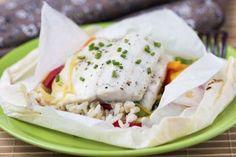 El pescado blanco es una excelente fuente de proteínas magras porque es muy bajo en calorías. Por es... - Rebañando