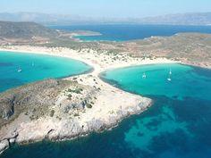 Simo's beach, Elafonissos (it' s a small island at south Peloponnese, Greece)