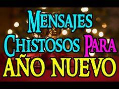 Frases de feliz año nuevo chistosas, graciosas, divertidas MENSAJES - YouTube