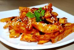 Red hot honey chili potato is really a delicious starter .Step by step honey chili potato recipe. Very easy to prepare at home.