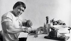 The bodybuilding diet plan of the champions such as Arnold, Sergio Oliva, Mike Mentzer and others was superb. That is why they could walk around 365 days a year without a bloated belly.Back in the 70s