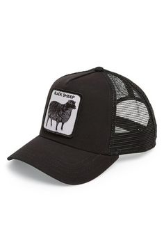 c640ea18d2487  25 Goorin Brothers  Animal Farm - Naughty Lamb  Trucker Cap available at   Nordstrom