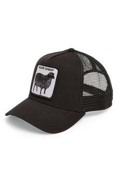 $25 Goorin Brothers 'Animal Farm - Naughty Lamb' Trucker Cap available at #Nordstrom