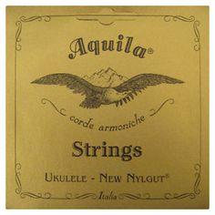 a aquila cuerdas 7u concierto de ukelele nylgut sintonizacion regular clave de c sonido superior - Categoria: Instrumentos musicales  Estado del Producto: NuevoPrice: GBP 6,70 Ver Producto