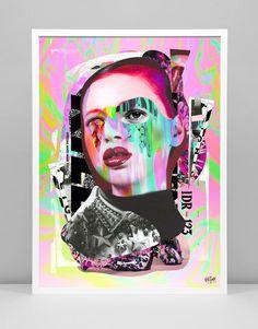 'Hive' artwork by artist Nick Thomm
