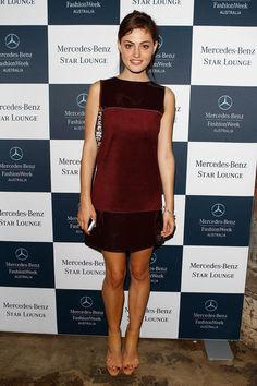 2013 At Mercedes-Benz Fashion Week