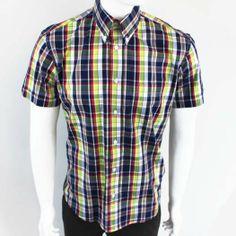 OiOi7 Vintage Button Down Shirt by Warrior Clothing- CRAIG