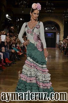 Faralaes | Moda Flamenca por Cayetano Gómez vía ¡Ay Maricrú!