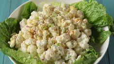 Low-Carb Cauliflower Potato SaladDelish