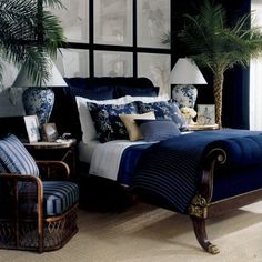 Rue Royale Bed - Beds - Furniture - Products - Ralph Lauren Home - RalphLaurenHome.com