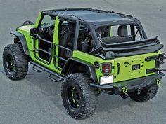 jeep jk door | ... Jeep® Wrangler Unlimited JK 4-Door and other Jeep Wrangler Parts