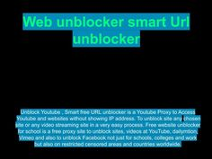 web unblocker designed as a free proxy server to allow users access all blocked websites and videos worldwide. Smart Web, All Block, Proxy Server, Check Email, Streaming Sites, Google Sites, Social Media Site, Free Website, Read News