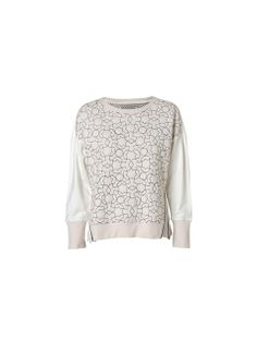 By Malene Birger - Niddia quilted sweatshirt