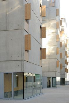 CLEMENT VERGELY ARCHITECTS - Lyon Confluence