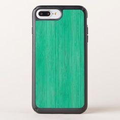 Sea Green Bamboo Wood Grain Look - wood gifts ideas diy cyo natural
