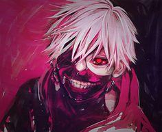 Tokyo Ghoul | Toukyou Kushu - Kaneki Ken