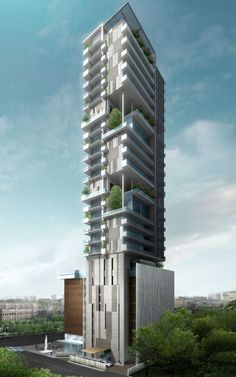 residential tower - Google 搜尋