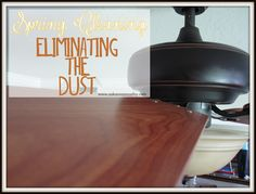 Spring Cleaning: Eliminating Dust - Ask Anna