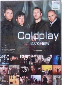COLDPLAY Rock Am Ring DVD NEW NTSC PAL Region All Free Shipping