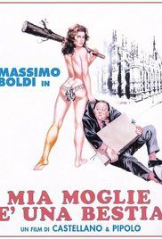 Mia Moglie È Una Bestia Film Completo Franco. Gianni (Boldi) is an ad agent from Milan vacationing in the mountains. Inside a cave he stumbles upon a cavewoman (Grimaldi) frozen intact. Of course she retained all of her young beauty ...