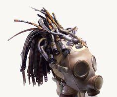 Cyberlox on Mask