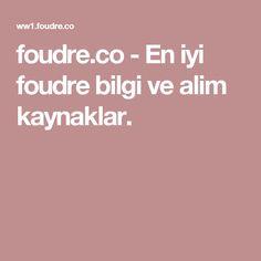 foudre.co-En iyi foudre bilgi ve alim kaynaklar.