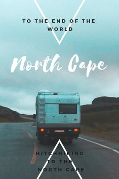 Hitchhiking to the North Cape - TravelComic Expensive Coffee, New Friendship, Influencer, End Of The World, Never Give Up, Cold Weather, Poland, Cape, Waiting
