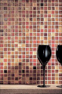 bagno e cucina piastrelle mosaico vetro VITREX in offerta arredaffari