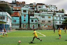 favela- Brasil