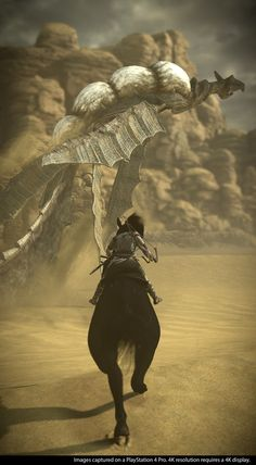 Pixalry Shadow Of The Colossus Wander Created By