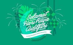 Selamat Hari Raya Aidilfitri 2016 on Behance
