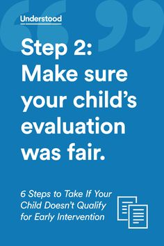 Sample letter requesting your childs school records pinterest 6 things to do if youre denied early intervention spiritdancerdesigns Choice Image