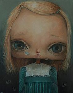 Paulina Gora - Paulee1 - Illustration - Surreal Portraits