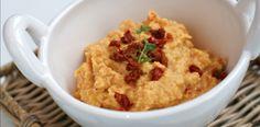 Hummus på 1-2-3 – Berit Nordstrand