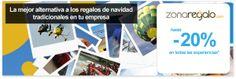 Packs de experiencias con Zonaregalo.com - descuento hasta 20%