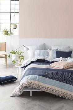 Linen house hendrik qlt cvr set qb