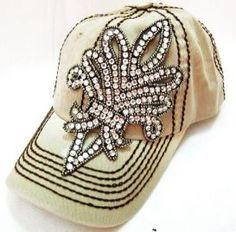 Swank Boutique :: Bling Trucker Hat