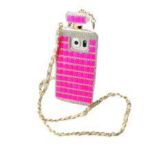 ΘΗΚΗ SAMSUNG S6 LUXURY STRASS BAG ΦΟΥΞ Samsung, Personalized Items, Luxury, Bags, Rhinestones, Handbags, Sam Son, Totes, Hand Bags