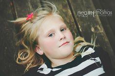 Children's Photography / Little girl pose idea / natural light / family photography / Asheville