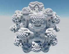 Syntopia | Generative Art, 3D fraktálok, kreatív számítástechnikai