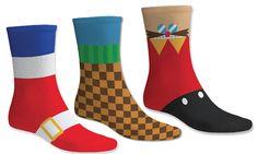 Nerd Fashion - Socks! | explodedsoda