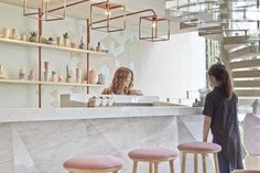 Shugaa dessert bar by party/space/design, Bangkok – Thailand » Retail Design Blog