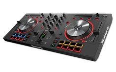 Numark Mixtrack 3 All-in-one DJ Controller Solution for Virtual DJ MIXTRACK3