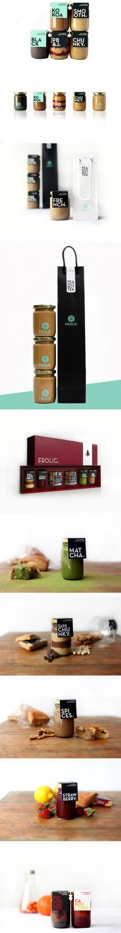 FROLIC — The Dieline | Packaging & Branding Design & Innovation News